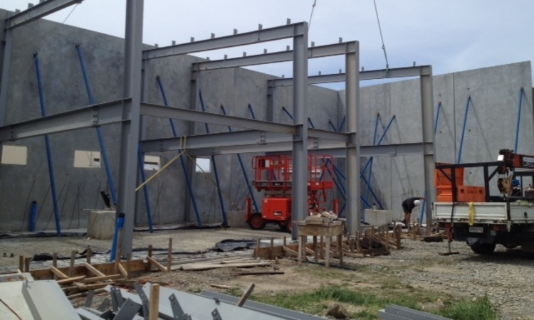 Structural | Christchurch Steel